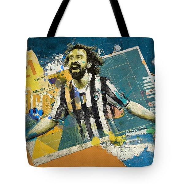 Andrea Pirlo - B Tote Bag