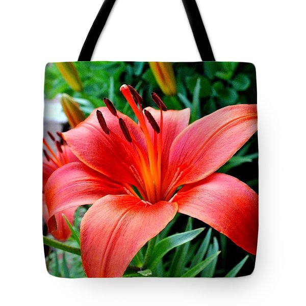 Andrea's Lily Tote Bag
