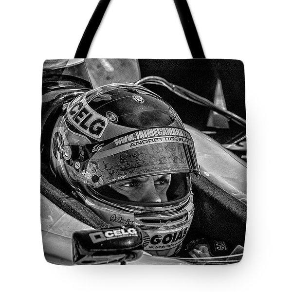 Andretti Driver Tote Bag