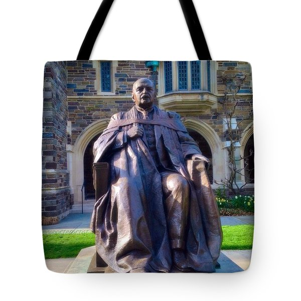 Andrew Fleming West, Class Of 1874 Tote Bag