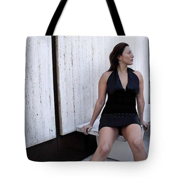 Andria 3 Tote Bag by David Miller