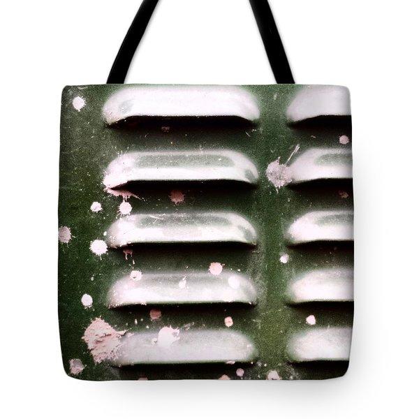 Green Box 2 Tote Bag