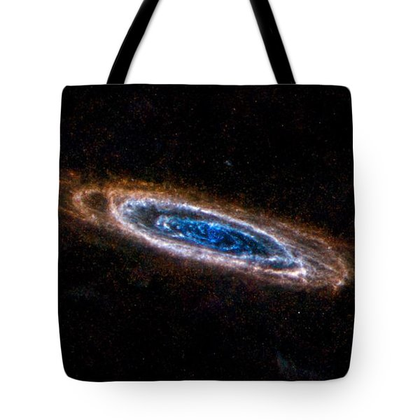 Andromeda Galaxy Tote Bag by Movie Poster Prints
