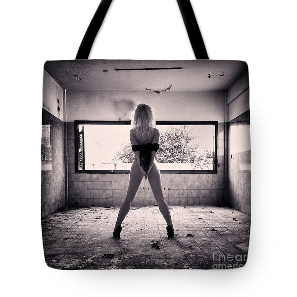 Andromeda Tote Bag by Stelios Kleanthous