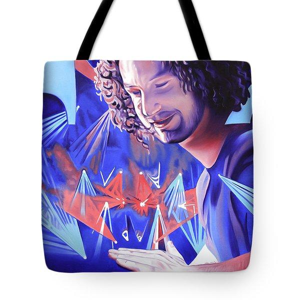 Andy Farag  Tote Bag by Joshua Morton