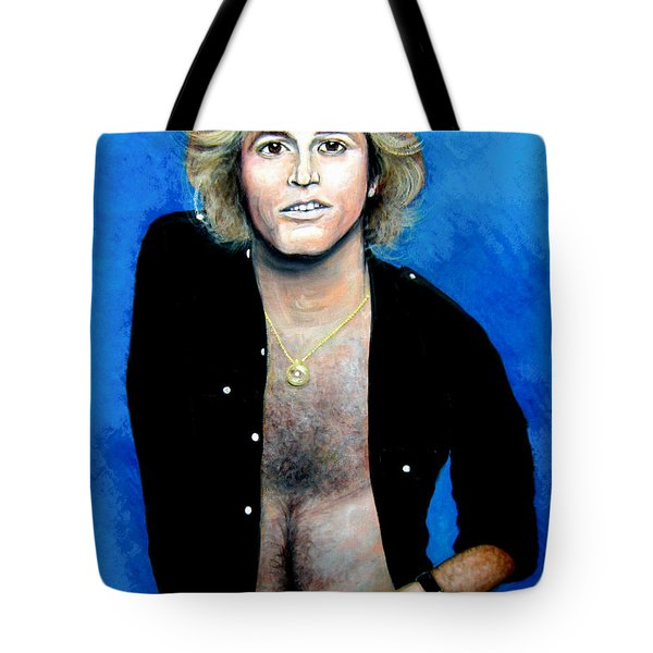 Andy Gibb An Everlasting Love  Tote Bag