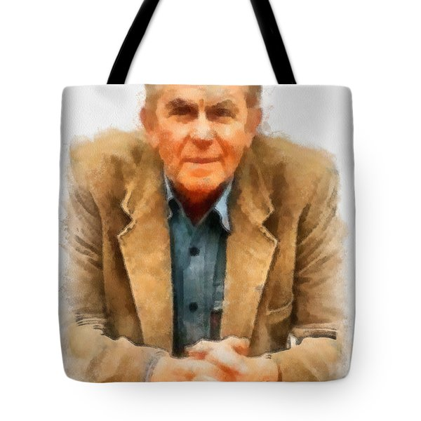 Andy Griffith Tote Bag