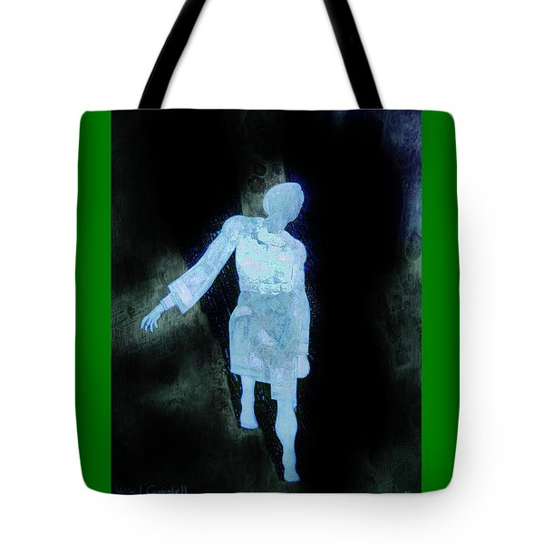 Tote Bag featuring the photograph Oh That I Were An Angel  by Larry Campbell