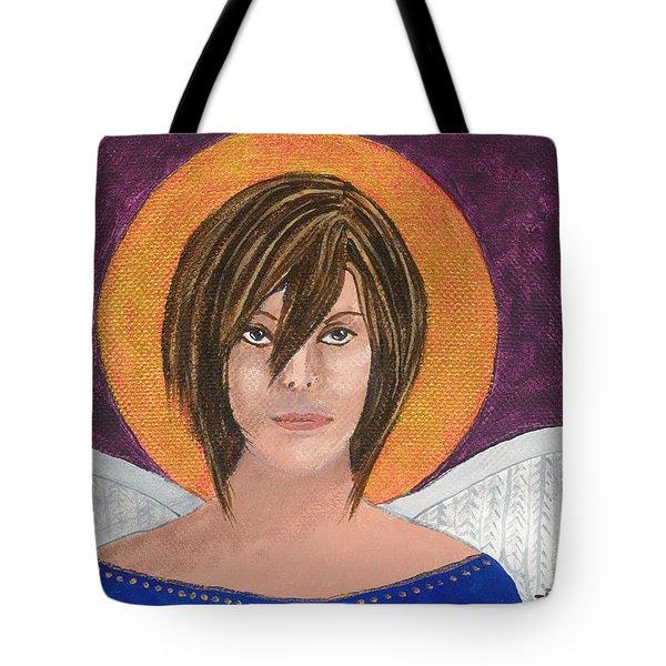 Angel 3 Tote Bag