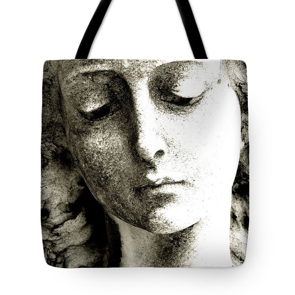Angel 8 Face Of An Angel Tote Bag