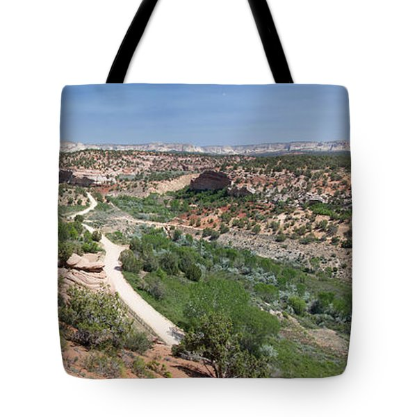 Angel Canyon Utah Tote Bag