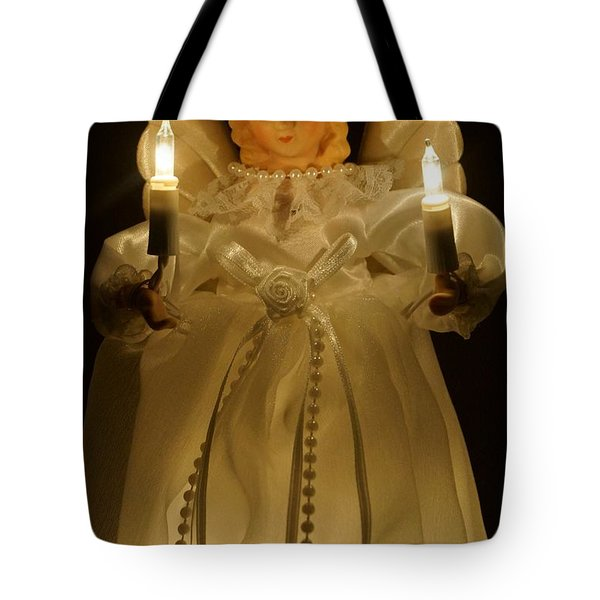 Angel Divine Tote Bag