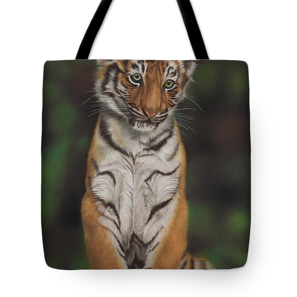 Angel Eyes Tote Bag