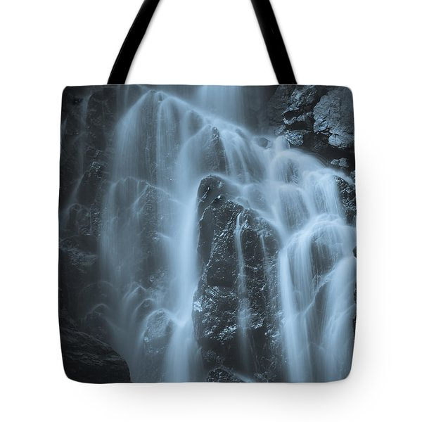 Angel Falls Tote Bag by Alana Ranney