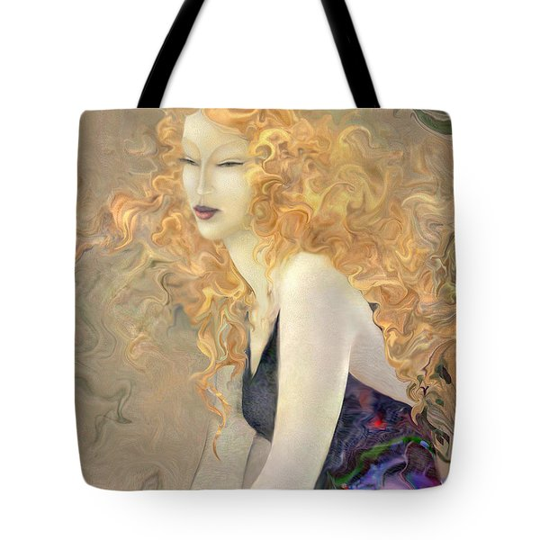 Angel Hair Tote Bag