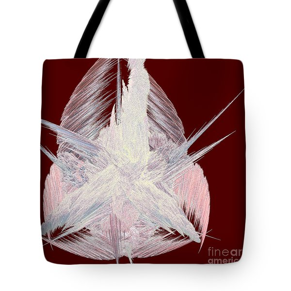 Angel Heart By Jammer Tote Bag by First Star Art