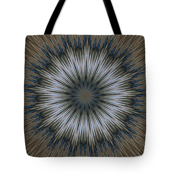 Angel Kaleidoscope Two Tote Bag