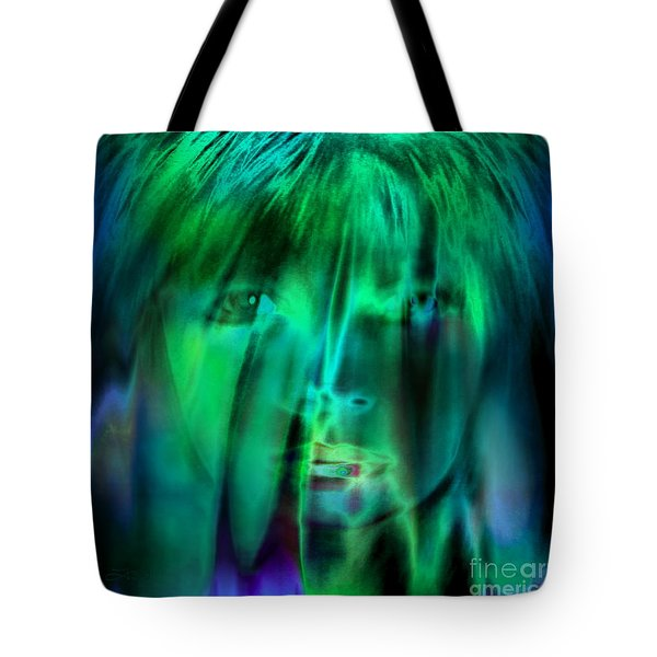 Angel Kiss Tote Bag