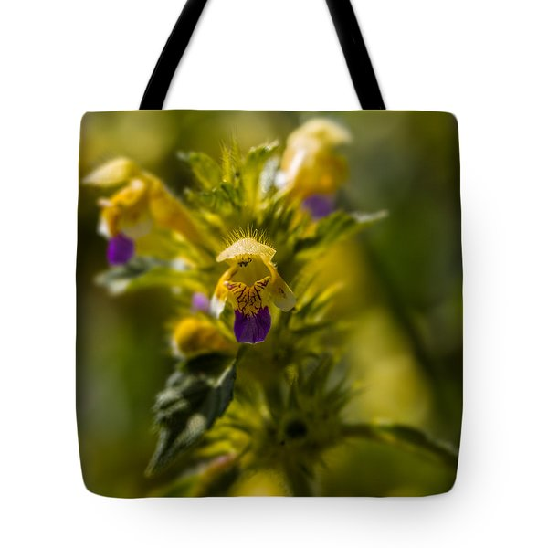 Tote Bag featuring the photograph Angel? by Leif Sohlman
