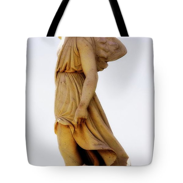 Tote Bag featuring the photograph Angel by Lisa L Silva