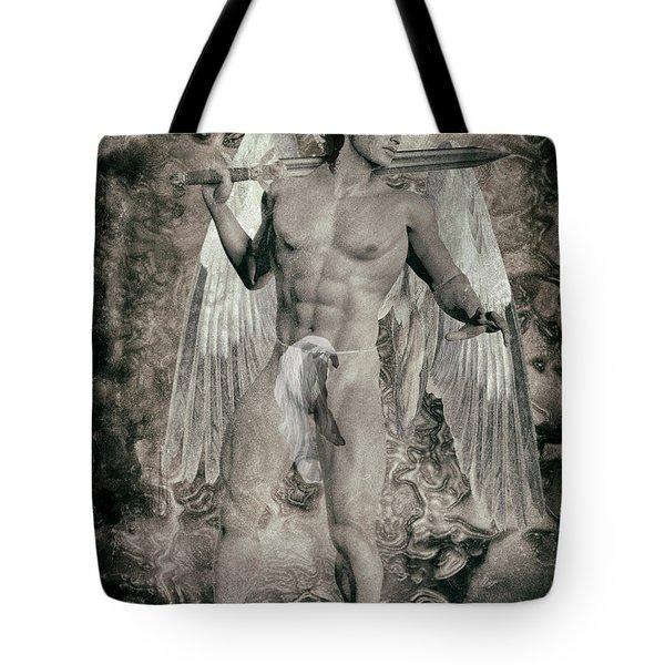 Angel Mercenary  Tote Bag