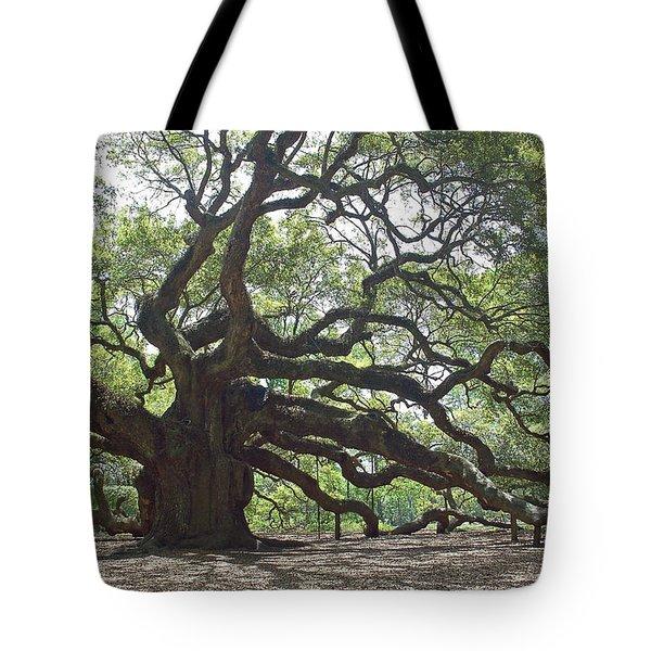 Angel Oak II Tote Bag
