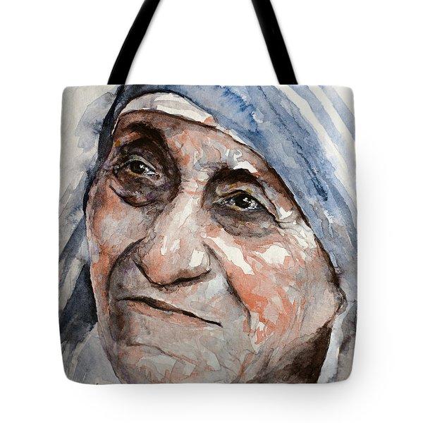 Angel Of God Tote Bag