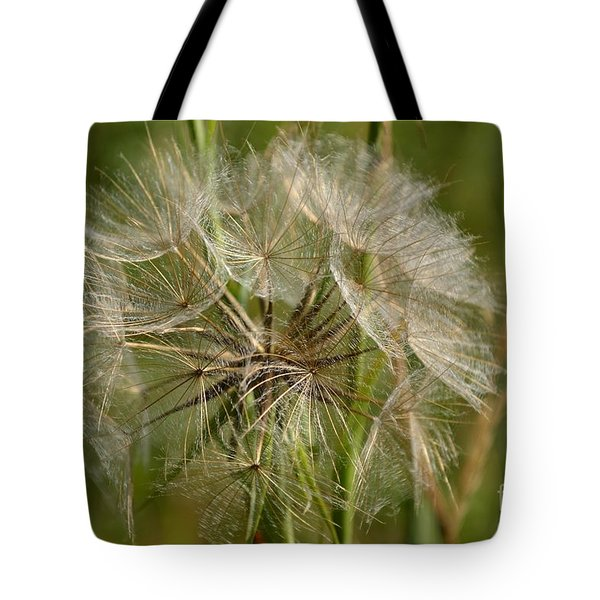 Tote Bag featuring the photograph Angel Petals by Scott Lyons