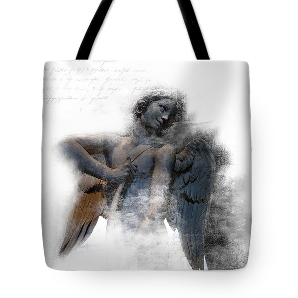 Angel Warrior Tote Bag