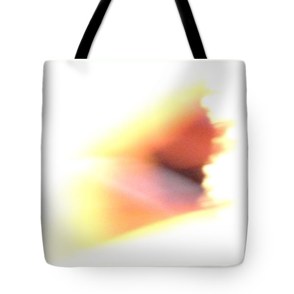 Tote Bag featuring the photograph Angel Wing by Mike Breau