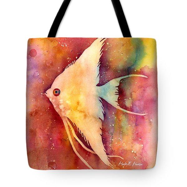 Angelfish II Tote Bag