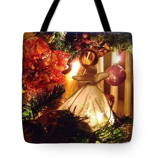 Angelic - Christmas 2012 #christmas Tote Bag