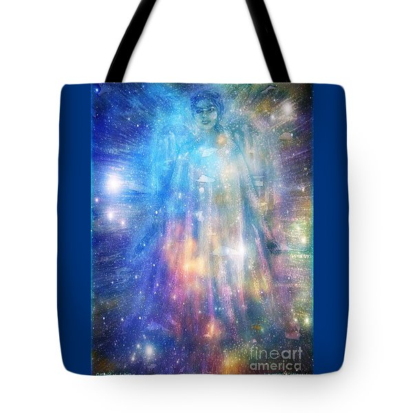 Angelic Being Tote Bag
