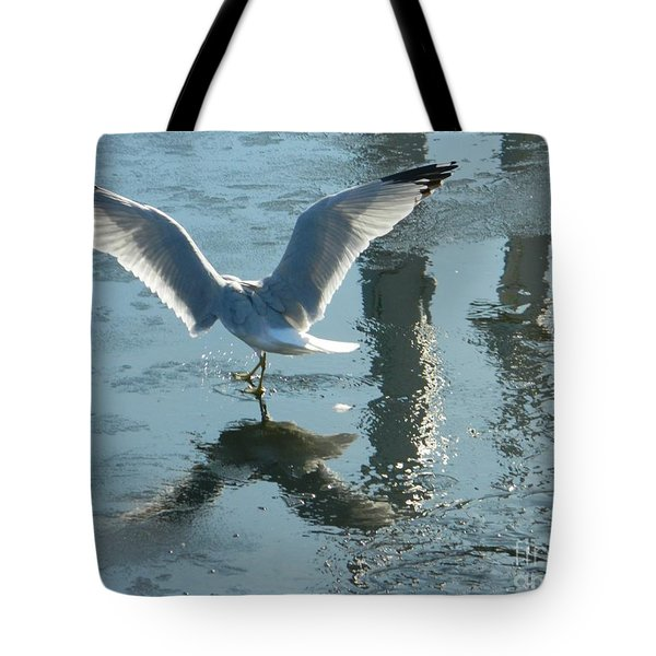 Angelic Wings Tote Bag