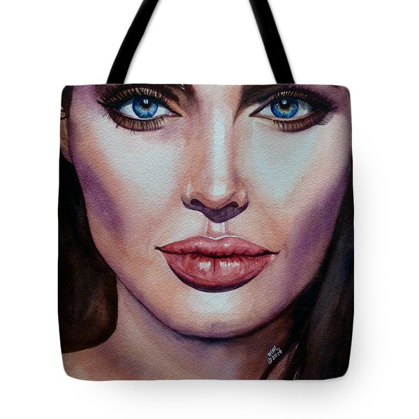 Angelina Tote Bag