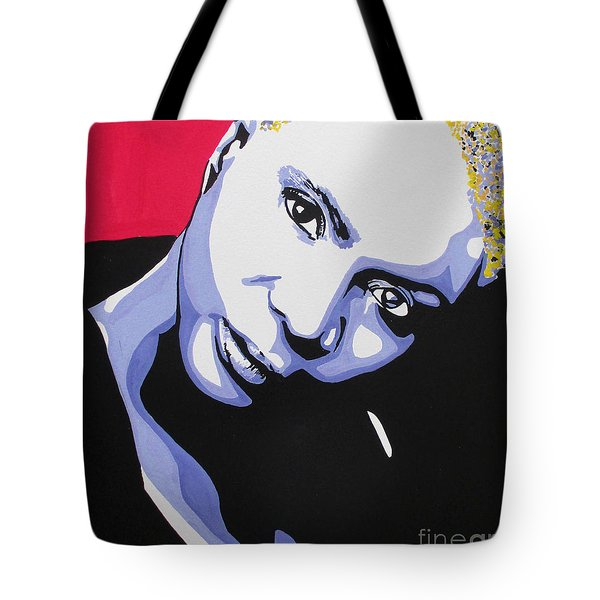 Angelique Kidjo Tote Bag