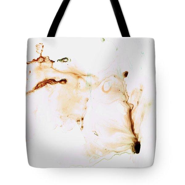 Angel's Breath Spiritual Art Tote Bag by Sharon Cummings