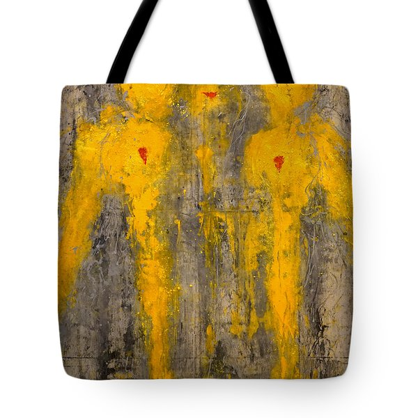 Angels I Have Seen Tote Bag