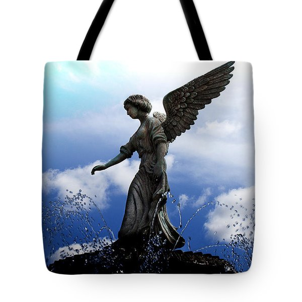 Angel's Love Tote Bag