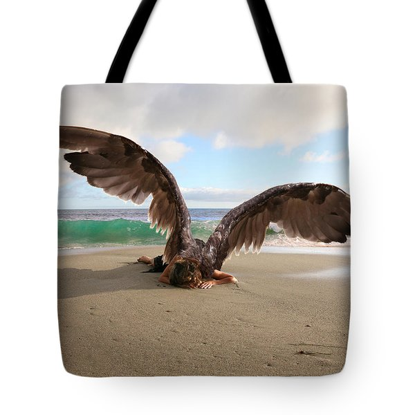 Angels- We Shall Not All Sleep Tote Bag