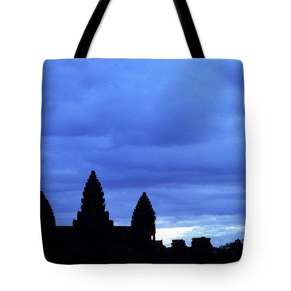 Angkor Wat Sunrise 01 Tote Bag