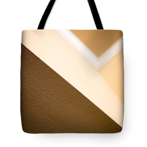 Angles Tote Bag by Darryl Dalton