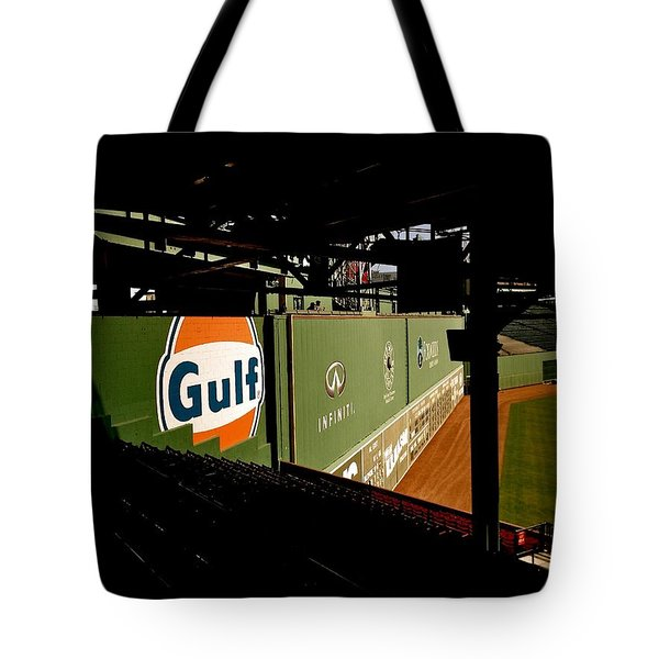 Angles Fenway Park  Tote Bag