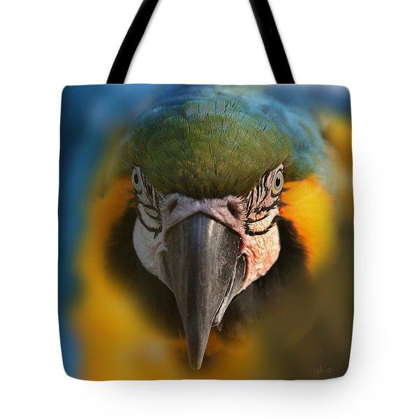 Angry Bird 2 Tote Bag