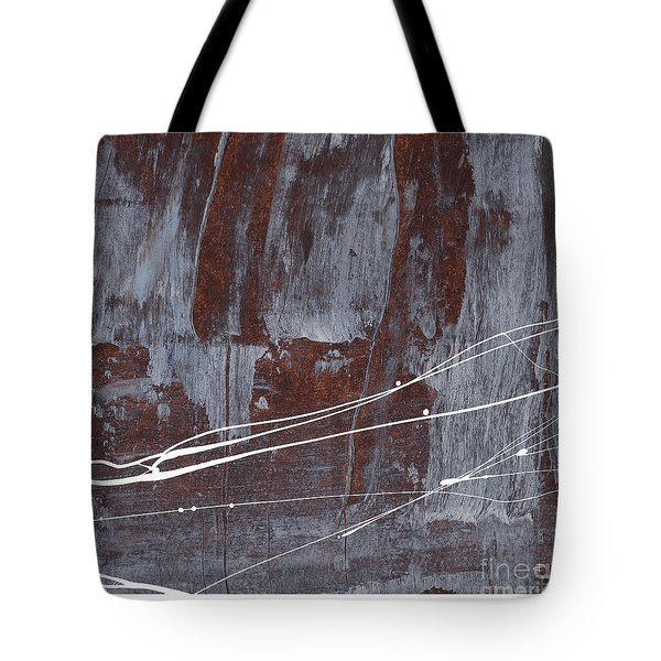 Angst I Tote Bag by Paul Davenport