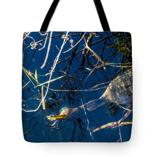 Anhinga Everglades Tote Bag