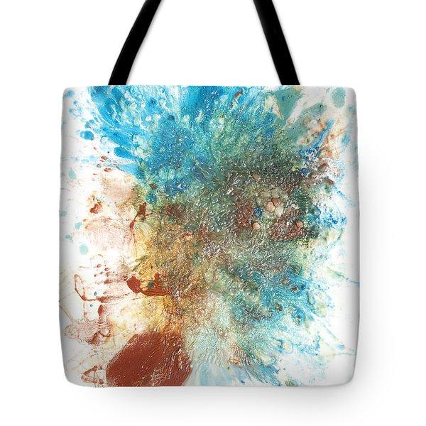 Yang's Walkabout Tote Bag by Sora Neva