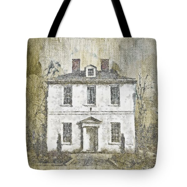 Animal House Tote Bag by Trish Tritz