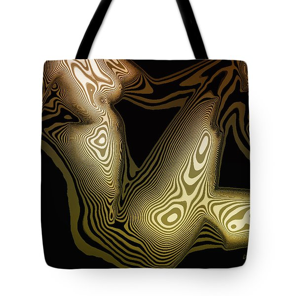 Animal Magnetism Tote Bag