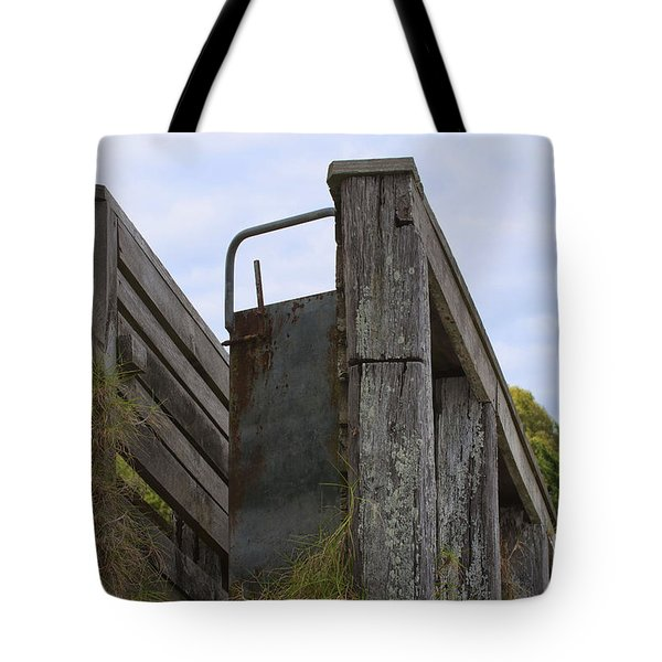 Animal Ramp Tote Bag